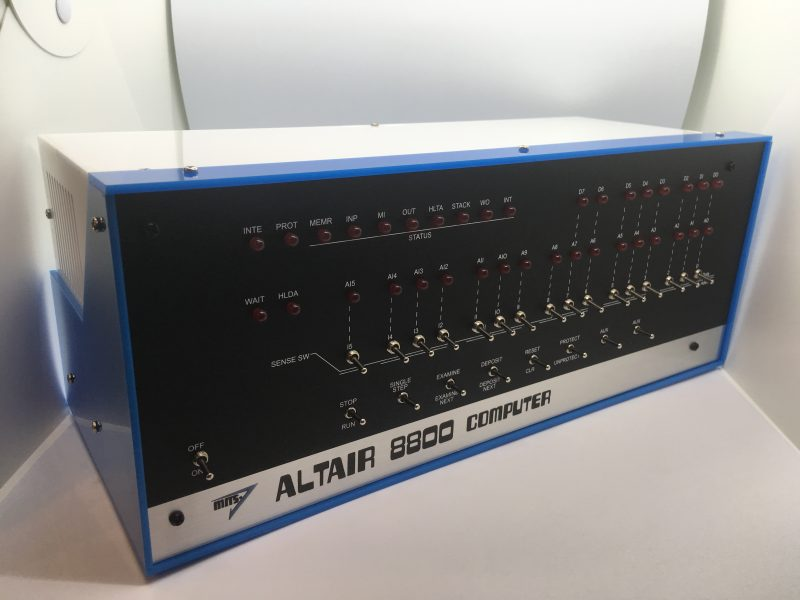 The Pro version of the Altair-Duino kit.