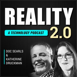 New podcast episode: Reality 2.0 – User Sovereignty and Decentralization