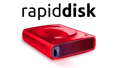Announcement: RapidDisk version 6.0-1 released